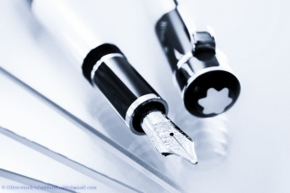Montblanc Writers edition William Faulkner