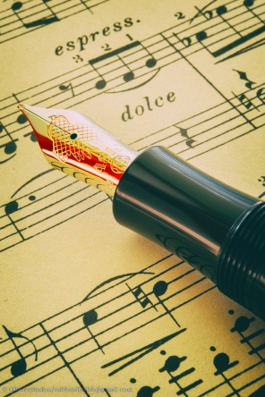 Sweet ... Donation Pen Johannes Brahms