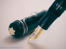 Montblanc Writers Edition Agatha Christie, uncaped